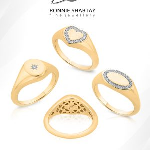 Pinky/ Signet Rings