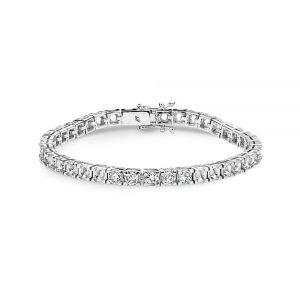 Tennis White Diamonds